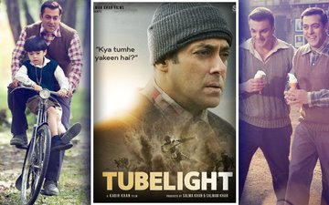 Movie Review: What A Pity! Salman Khan's Tubelight Suffers From A Power Breakdown