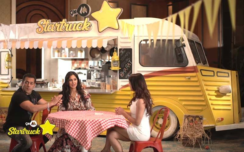 9XM Startruck With Salman Khan-Katrina Kaif: Bharat Pair Talks About Their Favourite Junk Food, Midnight Snack, Restaurant And More