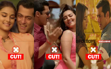 Dabangg 3: Salman Khan CHOPS Portions Of His 3 Dances With Sonakshi Sinha And Saiee Manjrekar And Lots More- DETAILS REVEALED
