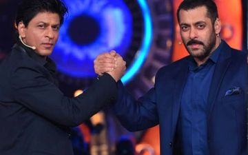 Shah Rukh Khan Has A Warm Reply To His 'Bhai' Salman Khan's 'Phone To Utha Leta Mera'