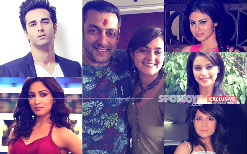 Don't Talk To Me About Pulkit & Yami: Salman's Rakhi Sister Shweta Thunders to Mouni, Aamna, Richa....