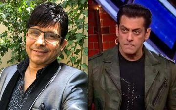 Bigg Boss 13: 'Salman Khan Khuda Hai Kya?' KRK Slams Host For His Comment On Arhaan Khan