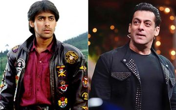 Happy Easter: Salman Khan Wishes Fans Sharing A Maine Pyaar Kiya Then And Now Video With A Special Appearance From Friendly Mr Sanitizer