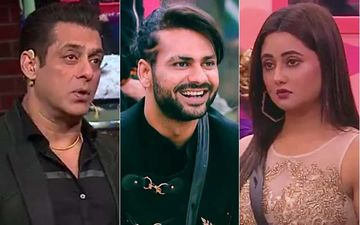 Bigg Boss 13: Rashami Desai In SHOCK As Vishal Aditya Gets More Votes Than Her; Salman Khan Is NOT Joking