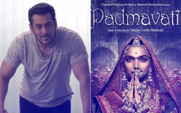 Salman Khan On Padmavati: Respect The Verdict Of The Censor Board; It's NOT FAIR To Comment On A Film Without Seeing It