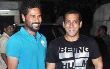 India's Most Wanted Cop: Radhe - Salman Khan To Reunite With Prabhudheva For Eid 2020?