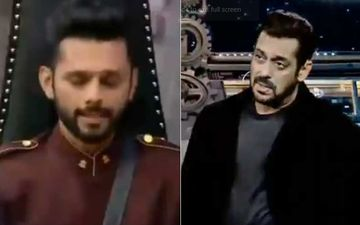 Bigg Boss 14 Weekend Ka Vaar: Salman Khan Schools Rahul Vaidya On Nepotism 'Iss Industry Mein Apna Baccha Kisi Pe Thopna Possible Hai?'