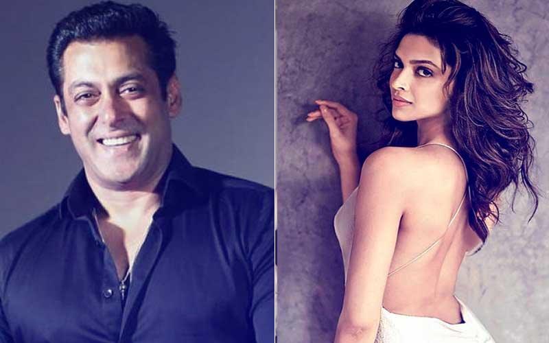 Salman Khan Rushes To Claim The Slot Left Vacant By Deepika Padukone