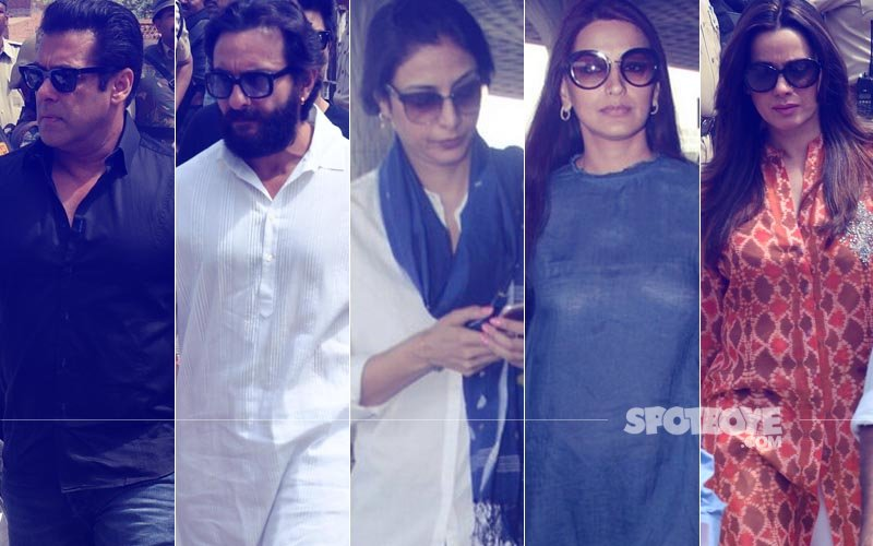 Blackbuck Case: Salman Awaits Decision; Saif, Sonali, Tabu & Neelam Leave Court After Acquittal