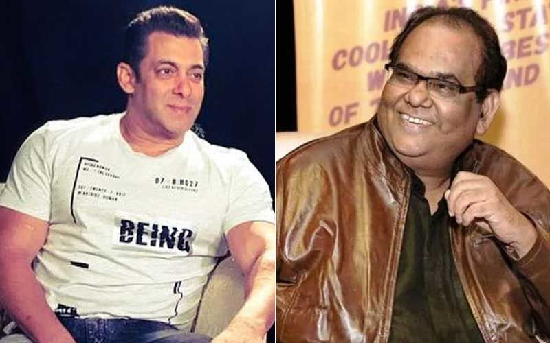 Salman Khan Turns Producer For Satish Kaushik's Kaagaz