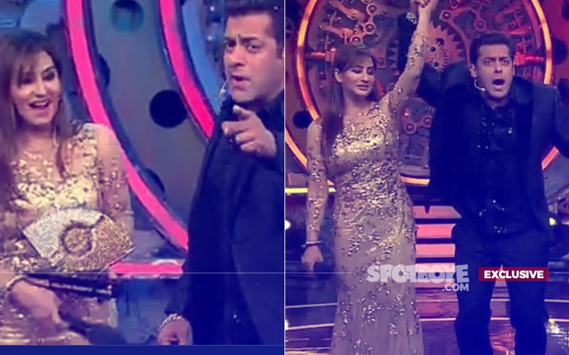 Bigg Boss 11: These Were Salman Khan's First Words To Shilpa Shinde After Her 'Bigg' Win...