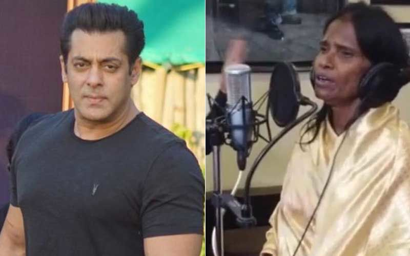 Salman Khan Gifting A Flat To Viral Singing Sensation Ranu Mondal Turns Out To Be FAKE; Manager Denies Reports