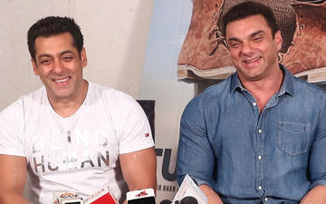 After Wrapping Up Inshallah, Salman Khan To Kick-Start Sohail Khan's Sher Khan?