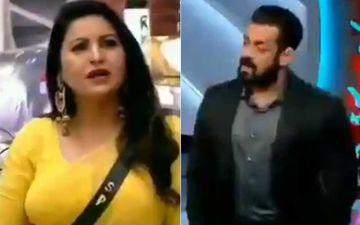 Bigg Boss 14 Weekend Ka Vaar: Salman Khan Bashes Sonali Phogat For Using Cuss Words And Threatening Housemates; Slams Abhinav Shukla Too