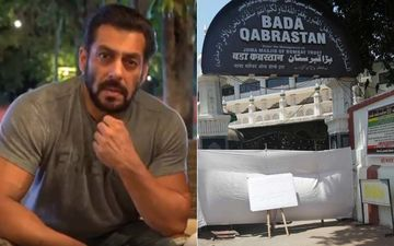 Salman Khan Shares Pictures Of Closed Masjid And Qabrastan, Says: 'Thank You For Listening And Understanding'