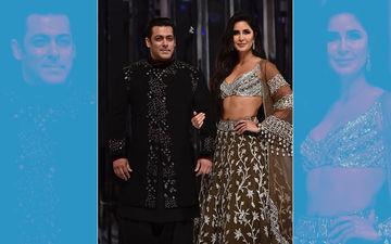 Hand-In-Hand: Salman Khan & Katrina Kaif's Unmissable Chemistry At Manish Malhotra's Show