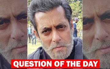 """What You Think About Salman' Khan""""s Salt-And-Pepper Look In Bharat?"""