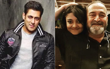 Salman Khan To Introduce Mahesh Manjrekar's Daughter Ashwami In Dabangg 3