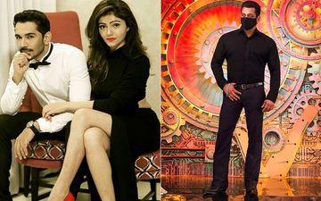 Bigg Boss 14 Premiere Episode LEAKED Pics: Click To See Rubina Dilaik And Abhinav Shukla Share The Stage With Salman Khan