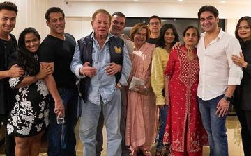 Salman Khan And Family Test Negative For COVID-19; Superstar To Shoot For Bigg Boss Weekend Ka Vaar Episode
