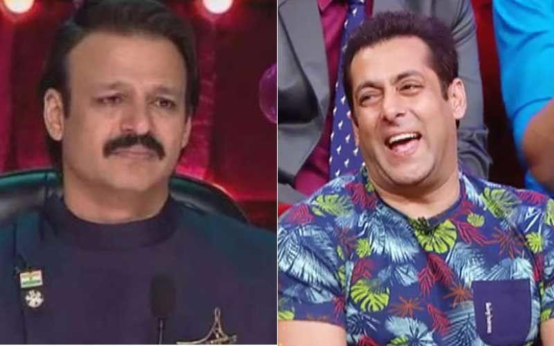 Vivek Oberoi Goofs-Up On Twitter Again; Promotes Salman Khan's Bharat Accidentally; Deletes Tweet