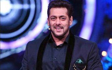 Bigg Boss 14: Salman Khan Shoots From Latest Promo; Designer Gives Fans A Sneak-Peek – Pic Inside
