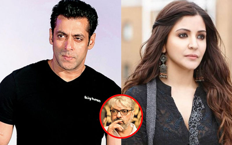 No Truth To Anushka Sharma Working With Salman Khan In Bhansali's Next