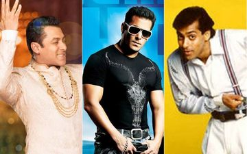 #HappyBirthdaySalmanKhan: From Maine Pyaar Kia To Ready; Movies In Which Salman's Prem Game Was On Point
