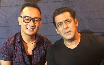 इंडियन आइडल प्रतियोगी थुप्टेन सेरिंग संग मिलकर सलमान खान ने गाया किशोर कुमार का गाना, वीडियों हुआ वायरल
