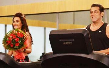 Bigg Boss 13 Promo: Salman Khan, Surbhi Jyoti And Karan Wahi Reveal New Details, Check Out First Pic From The Shoot
