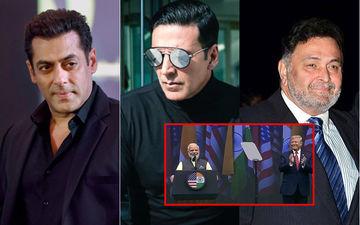 Howdy Modi With Trump: Salman Khan, Akshay Kumar And Rishi Kapoor Laud Prime Minister As Narendra Modi  Takes Houston By Storm