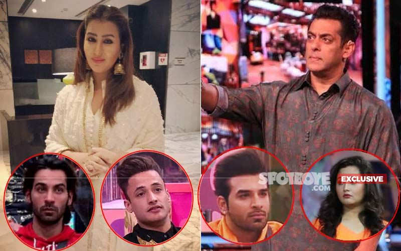 Shilpa Shinde  Has Stopped Watching Bigg Boss 13 After Salman Khan Went Against The Format To Discuss Paras-Akanksha's Turbulent Love Life - EXCLUSIVE