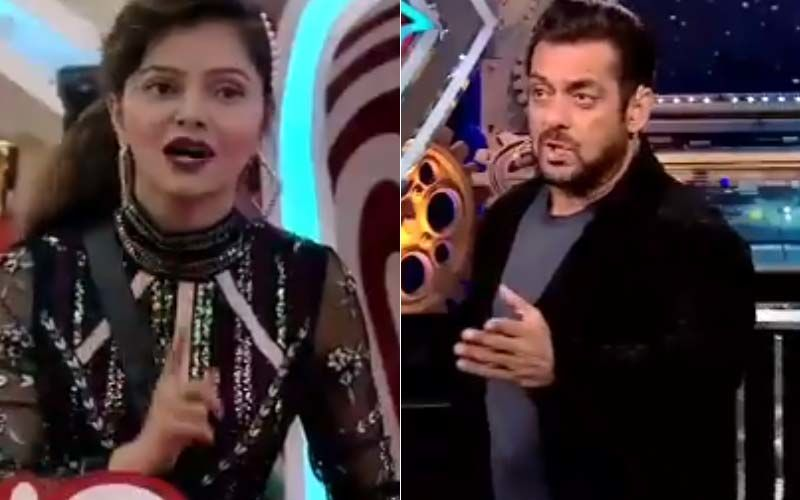 Bigg Boss 14 Weekend Ka Vaar: Salman Khan Calls Out Rubina Dilaik Over Violence Allegations; Says 'You're Making Your And Everyone Else's Life Miserable'