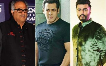 'My Relationship With Salman Khan Is Strained Now,' Says Boney Kapoor; Is Thankful To Him For Taking Arjun Under His Wings Though