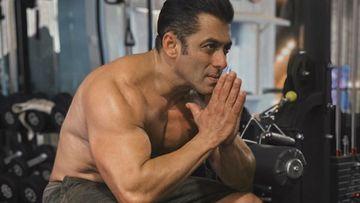 Salman Khan Does A Shirtless Namaste, 'Jab Coronavirus Khatam Ho Jaye Tab Haath Milao Aur Gale Lago'; Fans Approve