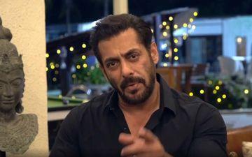 Salman Khan SLAMS Lockdown Violators, Urges People To Follow Protocol: 'Zindagi Ka Bigg Boss Shuru Ho Gaya Hai'-VIDEO