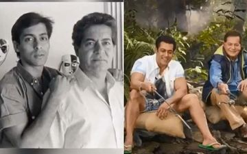 Happy Father's Day 2020: Salman Khan Shares Dad Salim Khan's Journey In Pictures, Says 'Kids Khush, Father Khush'- VIDEO