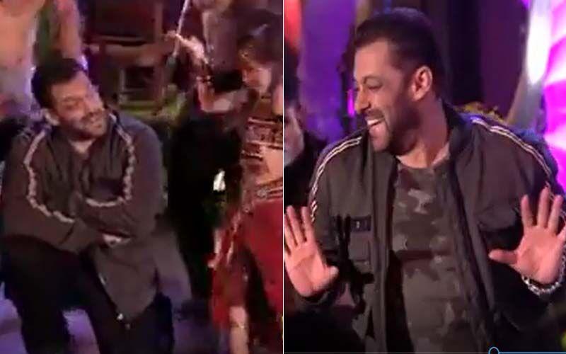 Bigg Boss 15 Grand Premiere Night: Salman Khan Dances On His Song 'Jungle Hai Aadhi Raat Hai' From Biwi No.1