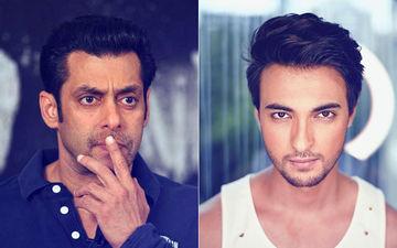 सलमान खान को लेकर आयुष शर्मा ने दिया बड़ा बयान... इस वजह से एक बार धक्का देकर निचे गिरा दिया था दबंग ने