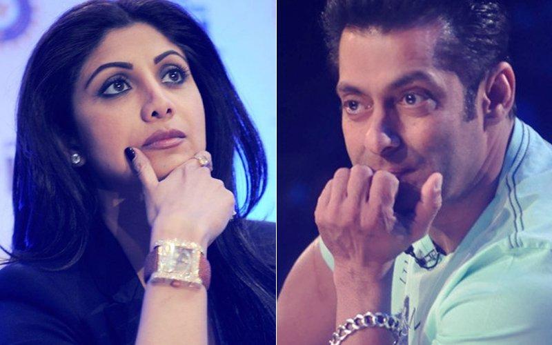"Salman Khan & Shilpa Shetty's ""Bhangi""  Comment Invites Legal Trouble"