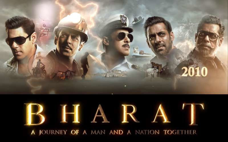 फिल्म भारत का मोशन पोस्टर हुआ रिलीज़, सलमान के सभी 5 लुक का हुआ खुलासा