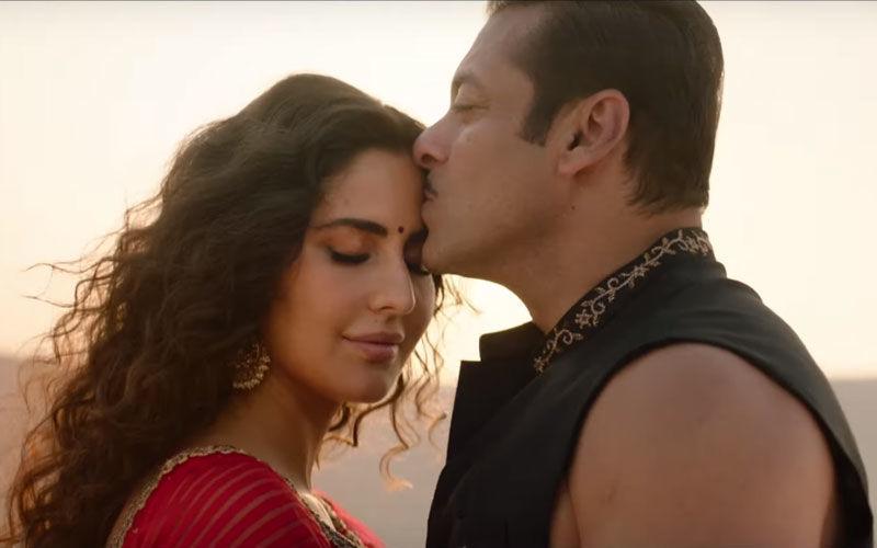 फिल्म भारत में 'चाशनी' की तरह मीठा है सलमान खान और कैटरीना कैफ का रोमांस