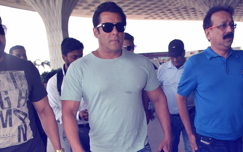 Blackbuck Case Hearing: Salman Khan Arrives In Jodhpur–Watch Video