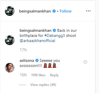 Sonakshis Comment