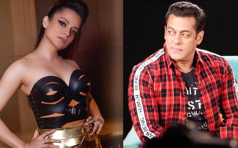 सलमान खान की फिल्म का नाम भी मेंटल था, तब किसी ने कुछ नहीं कहा: कंगना रनौत