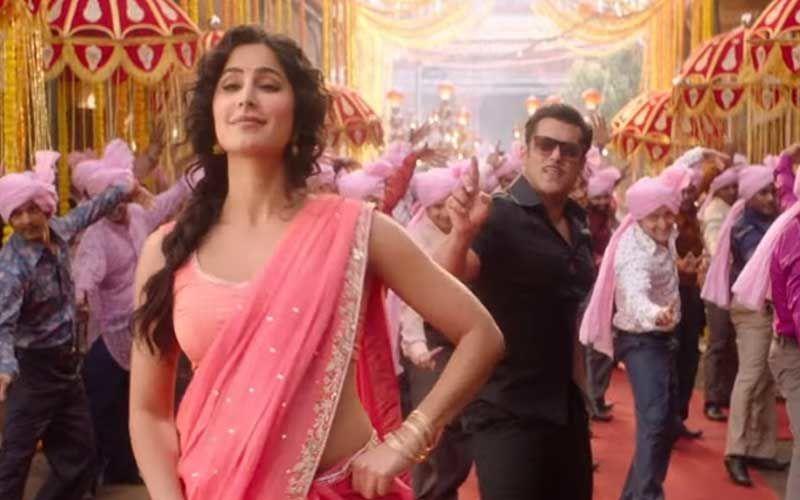 भारत का गाना ऐथे आ हुआ रिलीज़: सलमान खान और कैटरीना कैफ का ये 'शादी वाला देसी गाना' आपको नाचने पर मजबूर कर देगा