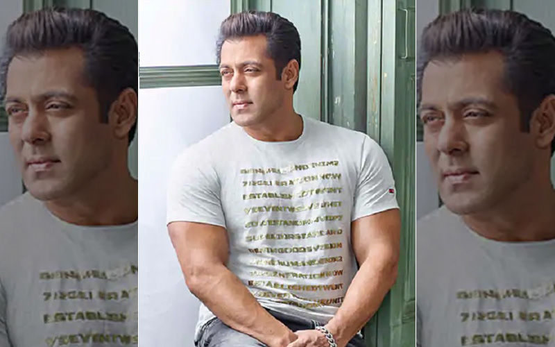 Salman Khan Shuts Down Rumours Of Joining Politics