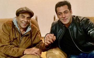 सलमान खान की फिल्म दबंग 3 में हुई धर्मेंद्र की एंट्री, इस भूमिका में आएंगे नज़र