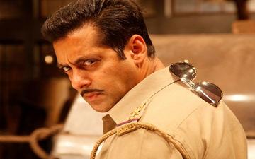दबंग 3 के सेट पर सलमान खान ने ज़ारी किया ऑर्डर, मोबाइल फोन लाने पर किया बैन