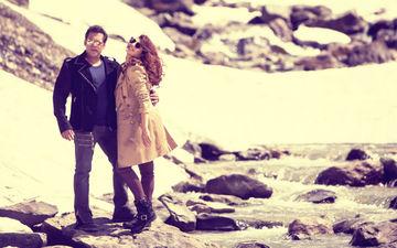 रेस 3 का गाना Selfish हुआ रिलीज़; आतिफ असलम और यूलिया ने सलमान खान के इस गाने में अपने सुर से लगाये चार चांद!